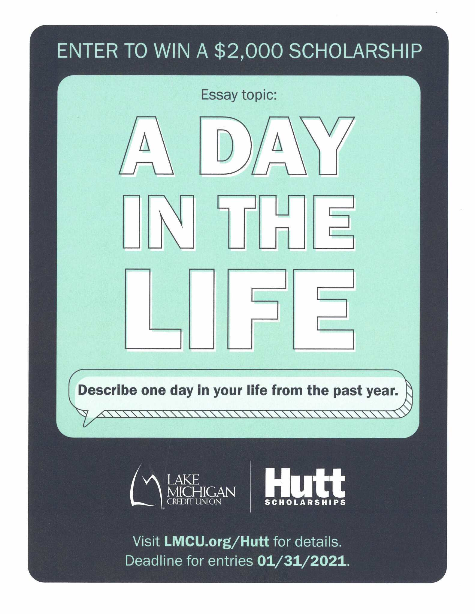 Hutt Scholarship LMCU A day in the life